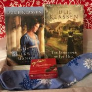 Christmas Giveaway Featuring Author Julie Klassen