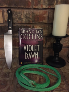 Violet Dawn by Brandilyn Collins, Suspense Giveaway