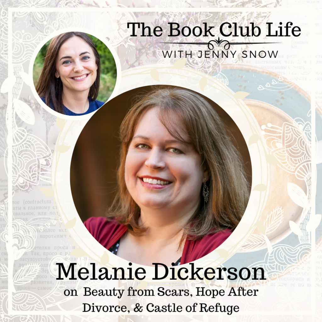 Melanie Dickerson on The Book Club Life